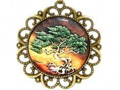 Přívěsek...Symbol - Strom života. Decorative Plates, Brooch, Jewelry, Home Decor, Jewlery, Decoration Home, Jewerly, Room Decor, Brooches