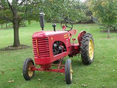 MH 81 Standard Farm Tractor