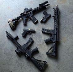 Zombie Weapons, Weapons Guns, Tactical Knives, Tactical Gear, Moon Knight, Custom Guns, Cool Guns, Airsoft, Firearms