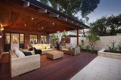 Outdoor Rooms | Deep Green Landscaping Perth