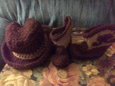 Cowboy Boots & Cowboy Hat
