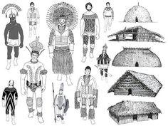 Pintura Corporal Indigena