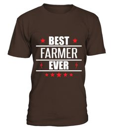 Best Farmer Ever   Unisex Tri Blend T Shirt by American Apparel  #gift #idea #shirt #image #funny #job #new #best #top #hot #engineer