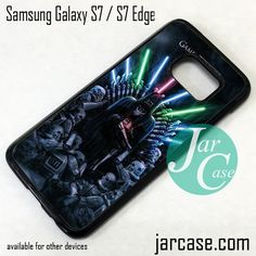 Star Wars_Game Of Thrones Phone Case for Samsung Galaxy S7 & S7 Edge