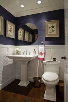 Designing A Small Guest Bathroom To Look Grande!