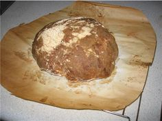 Czech bread recipe