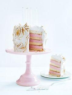 #Bombe #Alaska #Cake