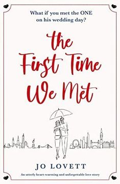 The First Time We Met is a new, must read romance book release coming in November 2020. Check out the entire list of most anticipated romance books releasing in November 2020.