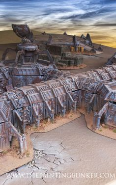 Forge World Anphelion Base 8 More