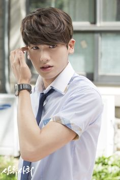 "Park Hyungsik @ Drama ""High Society"" Behind Picture Asian Actors, Korean Actors, Park Hyungsik Wallpaper, Park Hyungsik Cute, Ahn Min Hyuk, Park Bo Young, Kim Taehyung, Kdrama Actors, Strong Girls"