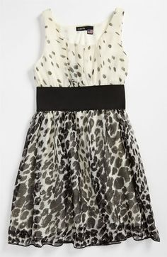 Zunie Dress (Little Girls & Big Girls) | Nordstrom (Made in USA, but from imported fabric) $46