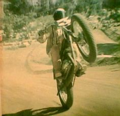 Morgan Hill, Flat Track Racing, Pavement, Back In The Day, Motocross, Past, Motorcycles, Bike, Bicycle