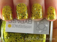 I need this color for those MIZ game days. :)
