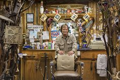 Small Town Barber Shop: Celebrating the rural South