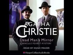 Hercule Poirot, Dead Man, Agatha Christie, Hercules, Audiobook, Mystery, Mirror, Reading, Youtube