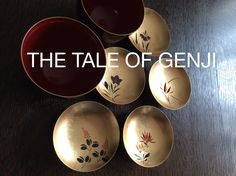 WASYOKU It depends on my mood actually. I made Japanese food for them. 『THE TALE OF GENJI』 The photo is an image.