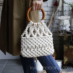 baby teether bag bracelet classes adelaide 2020 designs macrame designs dreamcatcher fashion designers home decor Macrame Purse, Macrame Art, Macrame Knots, Macrame Bracelets, Crochet Wallet, Diy Crochet And Knitting, Macrame Supplies, Macrame Projects, Crotchet Bags