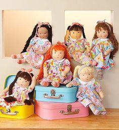 Wonderful Waldorf Dolls!