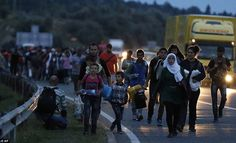 More than 150,000 people seeking to enter Europe have reached Hungary this year, with most...