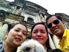 Pepper at Taal Basilica in Batangas Batangas, Shih Tzu, Barbie, Stuffed Peppers, Stuffed Pepper, Barbie Dolls, Barbie Doll