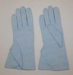 1950s Cotton Gloves