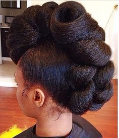 ***Try Hair Trigger Growth Elixir*** ========================= {Grow Lust Worthy Hair FASTER Naturally with Hair Trigger} ========================= Go To: www.HairTriggerr.com ========================= WoWee!!!! This Pincurled and Twisted Faux Hawk Is Kinda Fabulous!!!!