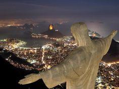 Rio de Janeiro, voyage, Brasil, Brazil, South America, Travel & Adventures. photo