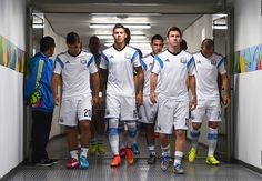 Soccer Players are soooo hot! World Cup 2014: Argentina v Bosnia in pictures