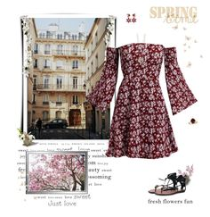 """""""""""It's Spring Time"""" by greerflower ❤ liked on Polyvore featuring Hard Candy, WithChic, TALLY WEiJL, Oscar de la Renta and Jewelonfire"""