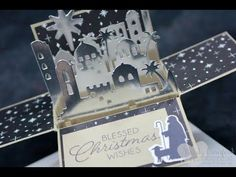 12 Weeks Of Christmas Week 4 – Card In A Box   Luvin Stampin