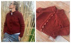 Krásný pletený svetřík od Peti Nemravky z klubíček Yak Tweed. Tweed, Men Sweater, Sweaters, Fashion, Moda, Fashion Styles, Men's Knits, Sweater, Fashion Illustrations