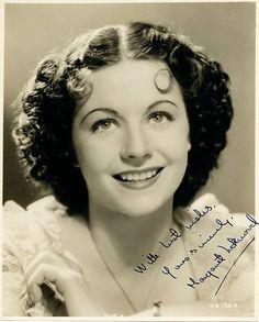 1930s hairstyle.  (Margaret Lockwood)