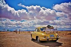 356 road trip #porsche