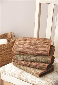 Grasscloth Journal Covers Rigid Heddle Instructions - Weaving Today