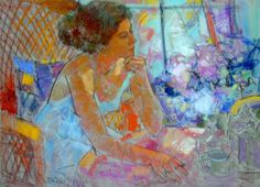 Joan Raset - El color magico de un recuerdo.jpg 800×579 píxeles