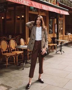 Edgy Blazer Outfit Ideas To Elevate Your Wardrobe - Herren- und Damenmode - Kleidung Mode Outfits, Fall Outfits, Casual Outfits, Fashion Outfits, Office Outfits, Skirt Outfits, Smart Casual Outfit, Fashion Clothes, Blazer Fashion