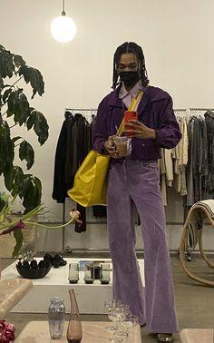 Streetwear Mode, Streetwear Fashion, 70s Inspired Fashion, Vetement Fashion, Cool Outfits, Fashion Outfits, Estilo Retro, Mens Clothing Styles, Playing Dress Up