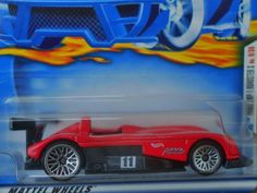 HOT WHEELS 2001 FIRST EDITIONS #9 PANOZ LMP-1 ROADSTER S FREE SHIPPING!!