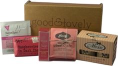 Your LovelyBox Subscription