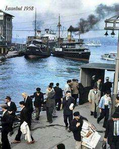 Istanbul 1958