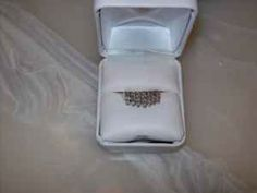 Beautiful Diamond Ring - $299 (Eastgate)