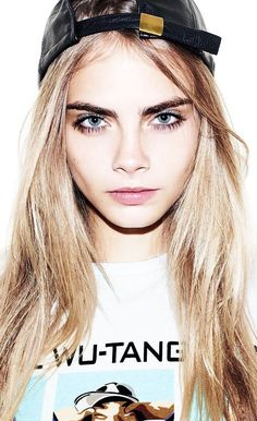 From Marilyn Monroe to Cara Delevingne: Some of our favorite blondes of all time have furthered their beauty impact by way of dark brows.