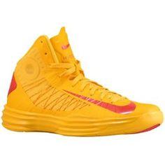 Nike Hyperdunk - Men\u0027s - Basketball - Shoes - University Gold/University Red