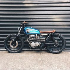 "dropmoto: "" Low rolling Honda CB360 shared with us by Christchurch, New…"