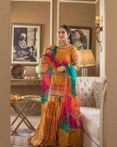 Pakistani Party Wear Dresses, Beautiful Pakistani Dresses, Asian Bridal Dresses, Pakistani Wedding Outfits, Designer Party Wear Dresses, Pakistani Bridal Dresses, Pakistani Dress Design, Indian Fashion Dresses, Indian Designer Outfits