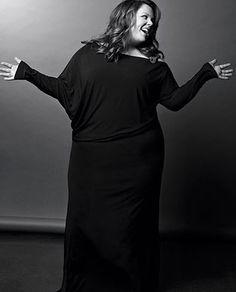 {Golden Globes Winning Curves} Celebrity Curvy & Funny Girl Inspiration: Melissa McCarthy
