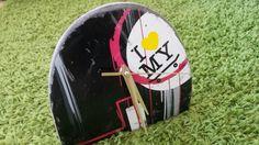New Clock by Hila Skateboard Upcycling Berlin   caughtacute.