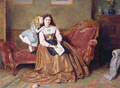 Ore 12: George G. Kilburne - A little history of family - Prudence. Magazine di sopravvivenza culturale.