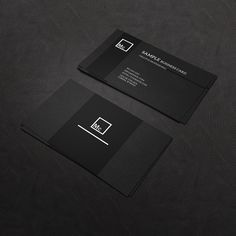 Business Card Mock-Up 1 by macrochromatic