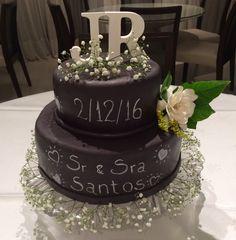 Casamento: A melhor ideia para um topo de bolo diferente e criativo